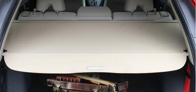 Car Rear Trunk Security Shield Shade Cargo Cover For KIA SPORTAG 2007 2008 2009 2010 2011 2012 2013 (Black beige) все цены
