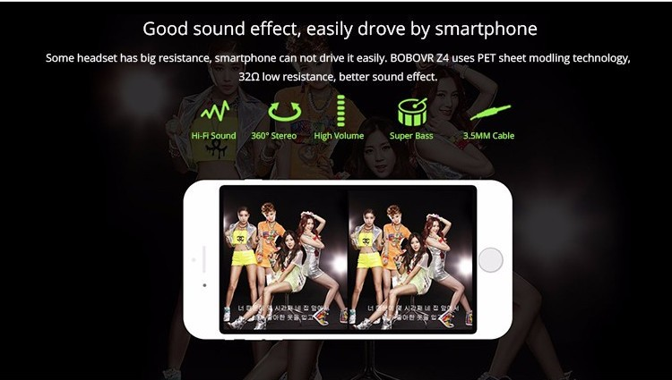 Xiaozhai BOBOVR Z4 3D VR Glasses Virtual Reality Headset Cardboard Oculus Rift Gear VR Vive Box  for iPhone HTC 4.7~5.56 Smartphone (14)