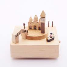 Music Box Wooden Music Box Orgel Music Box