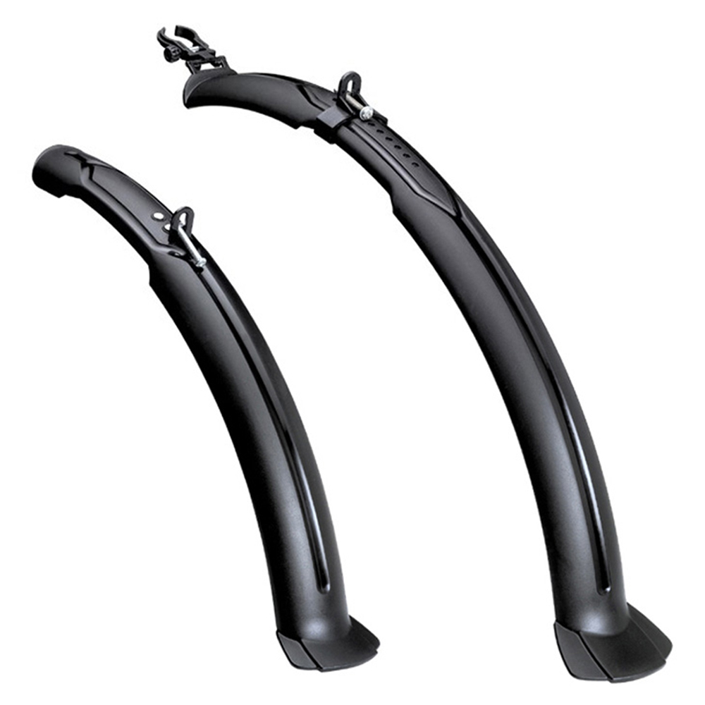 New 72cm All-Inclusive Lengthen Mudflaps Bicycle Front Rear Mudguard 26 Mountain Road Bike MTB 26er-Type Fenders Protector Set