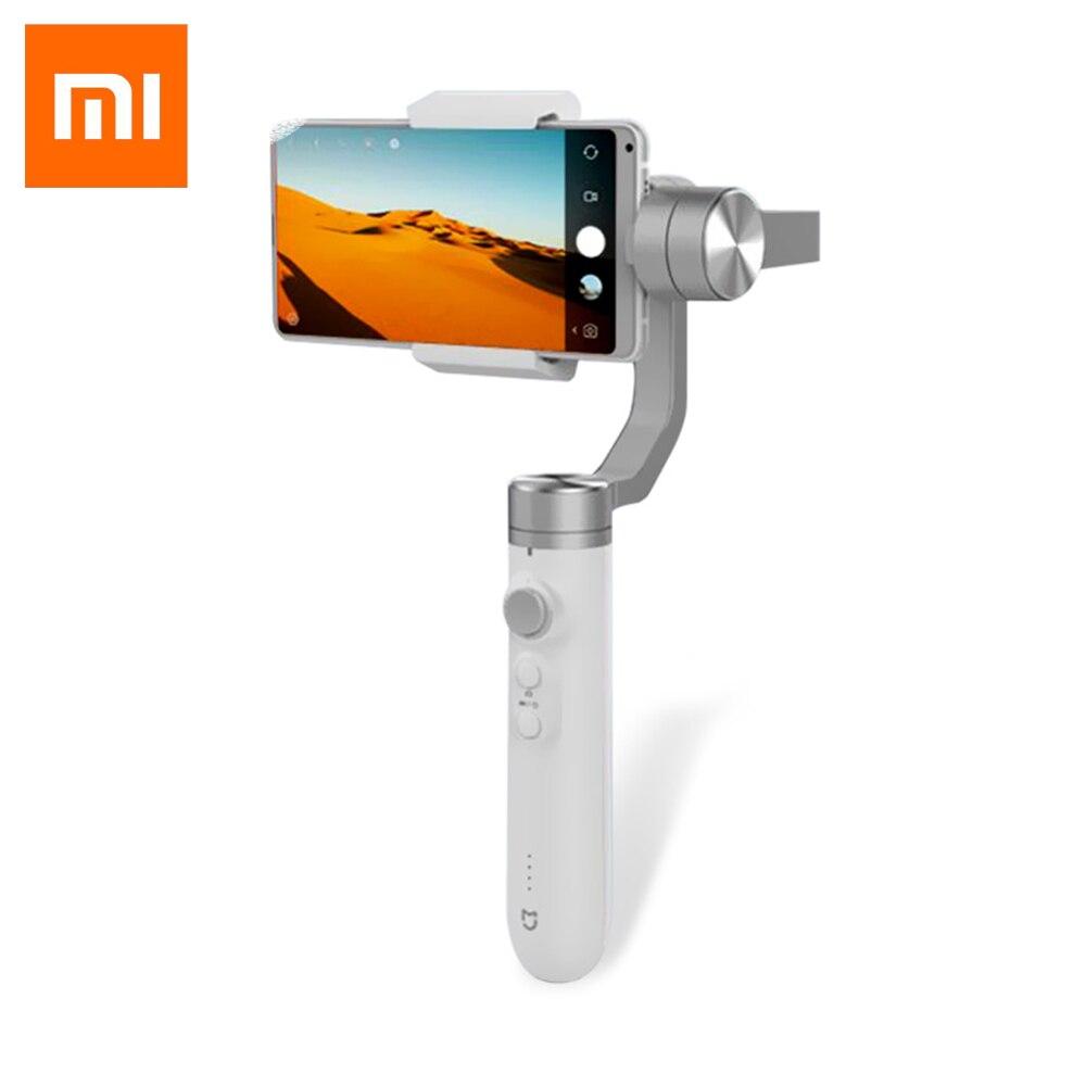 Xiaomi Mijia 3 eje estabilizador 5000 mAh batería para Cámara de Acción y estabilizador de teléfono VS Feiyu Tech ZHI YUN