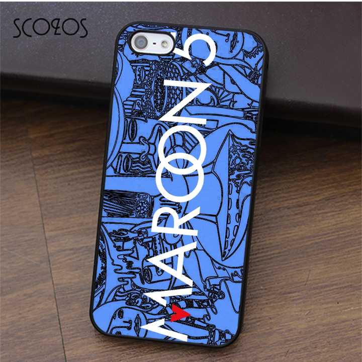 SCOZOS MAROON 5 Adam Levine fashion cell phone case cover for iphone X 4 4s 5 5s Se 5C 6 6s 7 8 6&6s plus 7 plus 8 plus #ca311