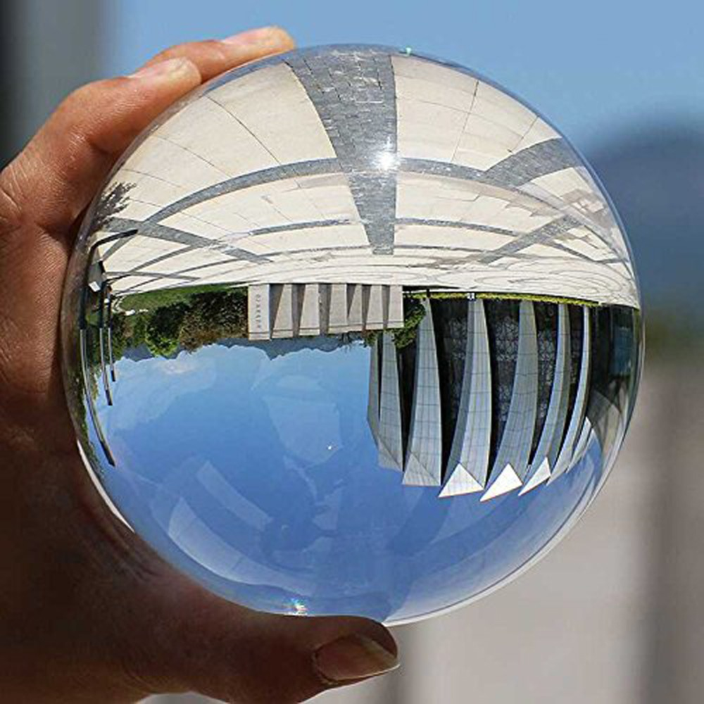 40-100mm Magic Crystal Ball Quartz FengShui Photography Glass Crystals Craft Travel Take Pictures Home Decorative Balls Gift40-100mm Magic Crystal Ball Quartz FengShui Photography Glass Crystals Craft Travel Take Pictures Home Decorative Balls Gift
