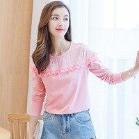 Cotton Shirt Women Blouses Long Sleeve Shirts Chemise Femme Plus Size Women Blouse Casual Ladies Tops