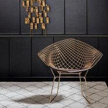 Скандинавский Железный креативный полый журнальный стул для отдыха простой художественный металлический задний модный переговорный Ресторан применимый обеденный стул