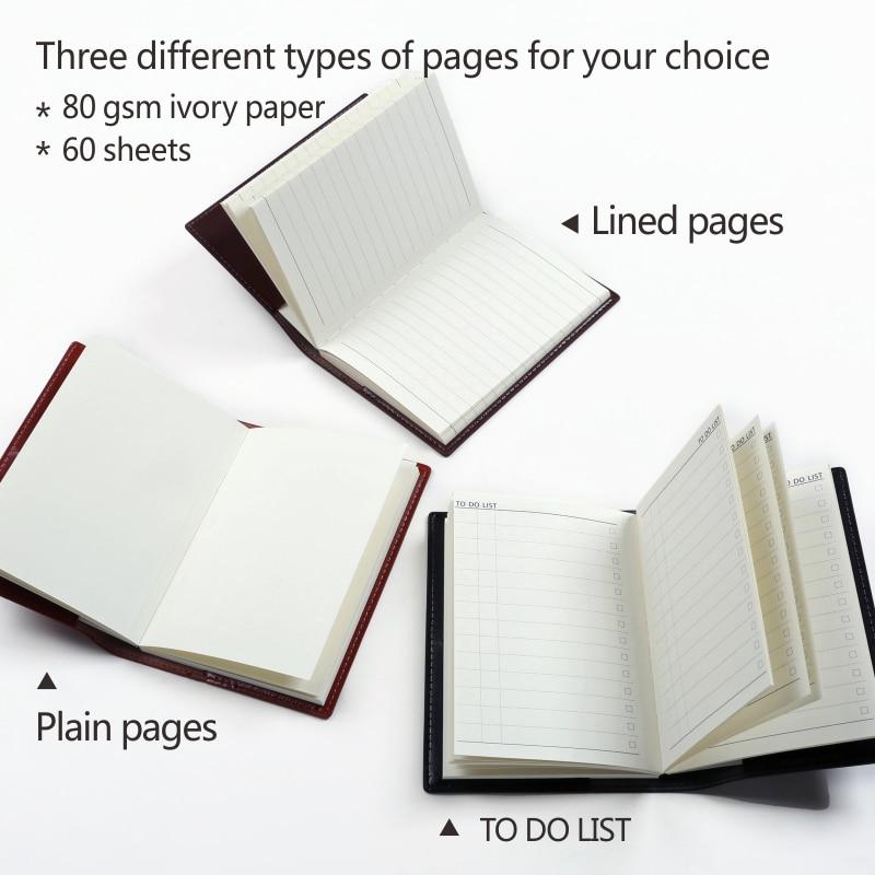 Φορητοί υπολογιστές τσέπης A6 για να - Σημειωματάρια - Φωτογραφία 3