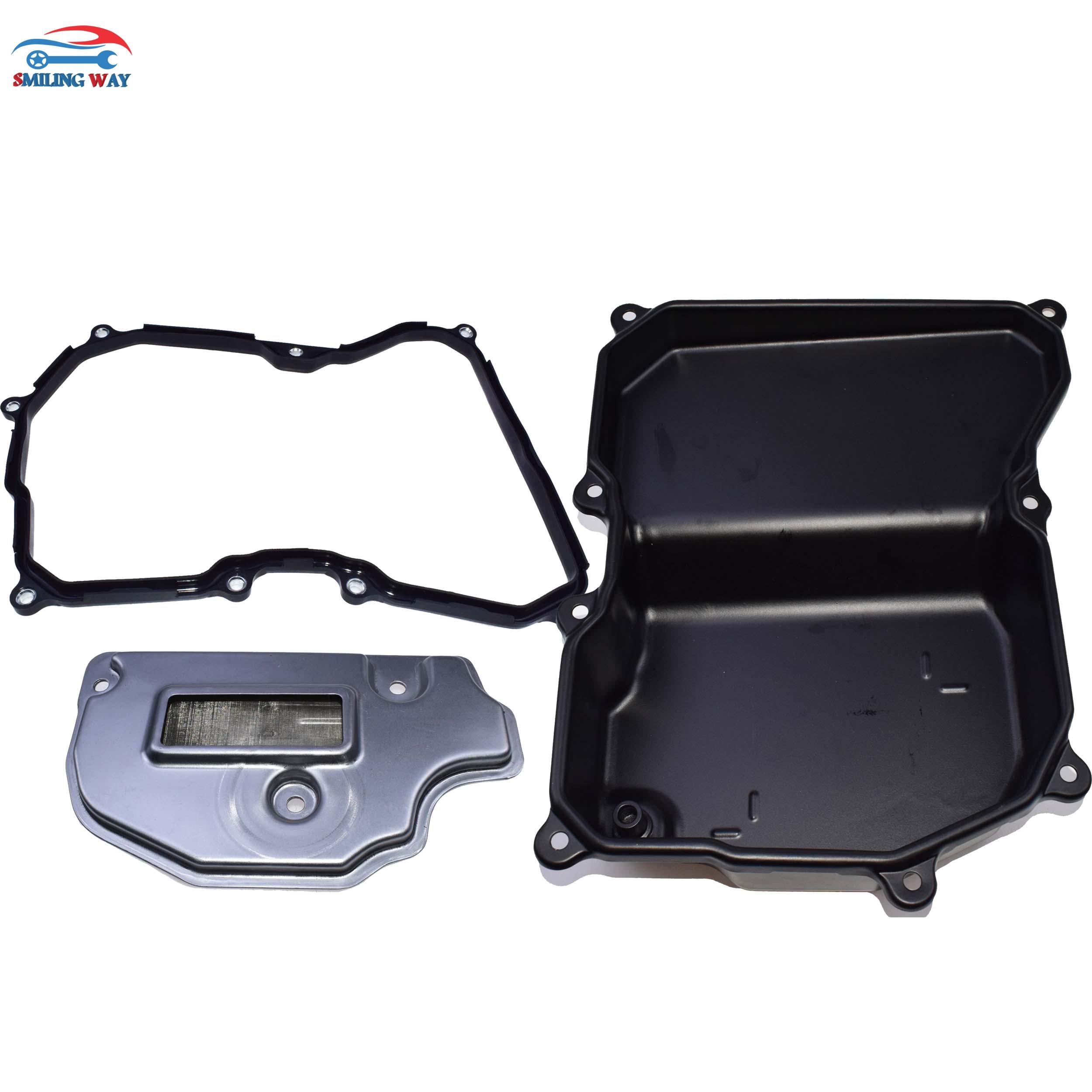 Automatic Transmission Filter Gasket Oil Pan For VW Beetle CC Golf Jetta Passat B6 Rabbit GTI