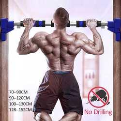 Tür Horizontale Bars Stahl 500 kg Home Gym Workout Kinn push-Up Pull Up Training Bar Sport Fitness Sitzen- ups Ausrüstungen Heavy Duty