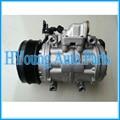Высокое качество 10P15C Авто a/c компрессор для Mercedes Benz W201 472003572 472003573 472003575