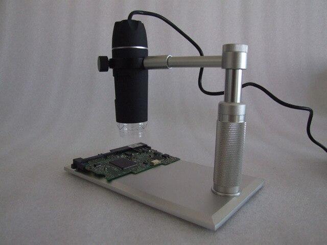 Alluminium legierung hd 5mp 500x usb mikroskop cmos endoskop