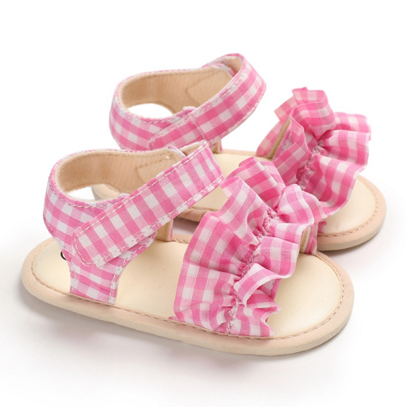 Baby Girl Sandals Summer Baby Girl Shoes Cotton Canvas Bow Baby Girl Sandals Newborn Baby Shoes Playtoday Beach Sandals