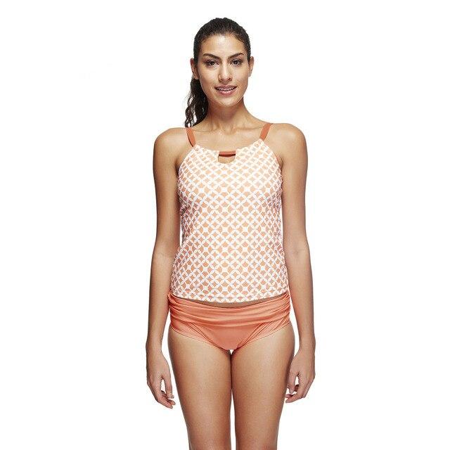 896c4f0087559 TCBSG Juniors Swimsuit For Women Plus Size Swimwear Sports Bikini Set 2018  Swim Tanga Bottom Halter