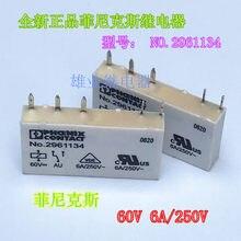 NO.2961134 60VDC 5PIN 6A DC60V