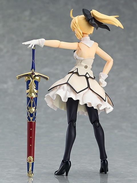 Аниме фигурка Сайбер Fate/Grand Order фигма EX-038 4