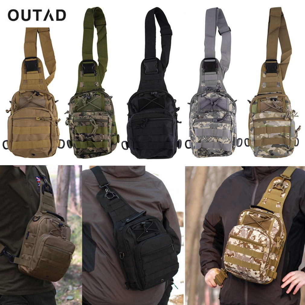 Mochila táctica de hombro Pro militar para exteriores, mochila para hombres y mujeres, bolsa para deporte, Camping, senderismo, viajes, escalada