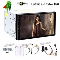 2016 Newest 2 Din 100 Pure Android 4 4 Universal Car Dvd Player Pc Gps Navigation