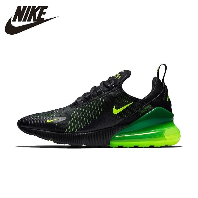 Nike Air Max 270 Flyknit homme chaussures de course respirant sport baskets AH8050