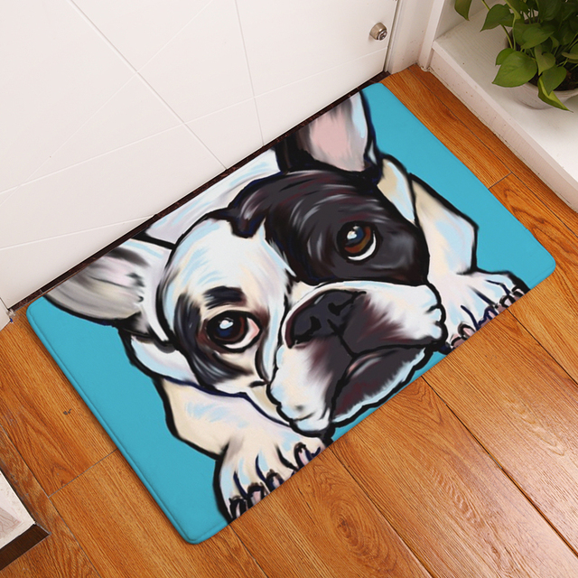 Dog Door Floor Mats
