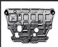 For Volvo XC90 chassis engine lower guard plate thickening