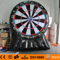 Free Shipping Best Quality Sealed Airtight Inflatable Dart Game with free CE Pump