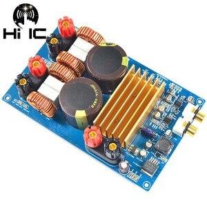 Image 2 - Yüksek Kalite Sınıf D TPA3255 HIFI SES Dijital Amplifikatör Kurulu Haneli Güç AMP Devre Modülü 300 W + 300 W DC 48 V