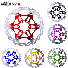 Rotors red/blue/black/purple/yellow/green dh float r floating brake disc mtb mountain bicycle