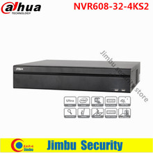Dahua 32 Channel video recorder NVR608-32-4KS2Ultra 4K H.265 Network Video Recorde Intel Processor Up to 12MP Resolution