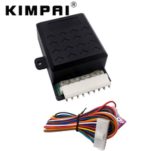 KIMPAI Folding Controller For Rearview Mirror Car Universal Remote Control Lock ABS Plastic DC12V Open Close