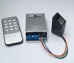K216 fingerprint control board and R307 fingerprint module