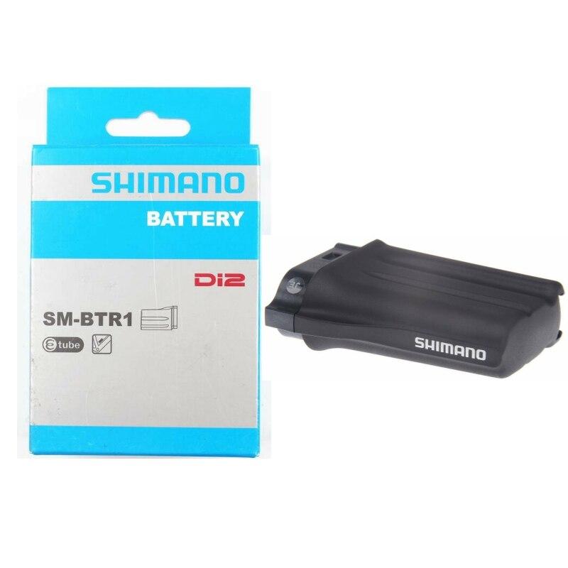 Black New Shimano Di2 E-tube SM-BTR1 External Battery Dura-Ace Ultegra Shift