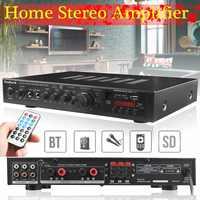 5 kanal bluetooth HiFi Stereo Verstärker LED Digitale Karaoke Home Cinema Heimkino Verstärker Hause Verstärker