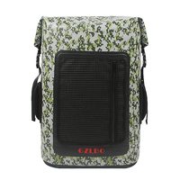 GZLBO 60Cans Cooler Bag Large Capacity PVC Popular Camouflage Waterproof Food Beer Cooler Bag Backpack With