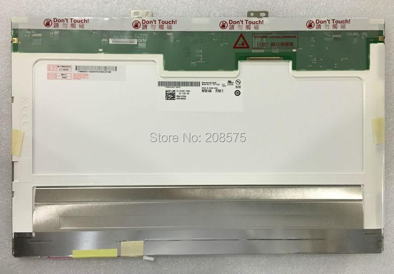 цена Free shipping B170PW06 V.2 B170PW03 B170PW01 V.1 V.0 LP171WP4 LTN170X2-L02 LTN170BT08 LP171WX2 1440*900 1 CCFL LCD Panel