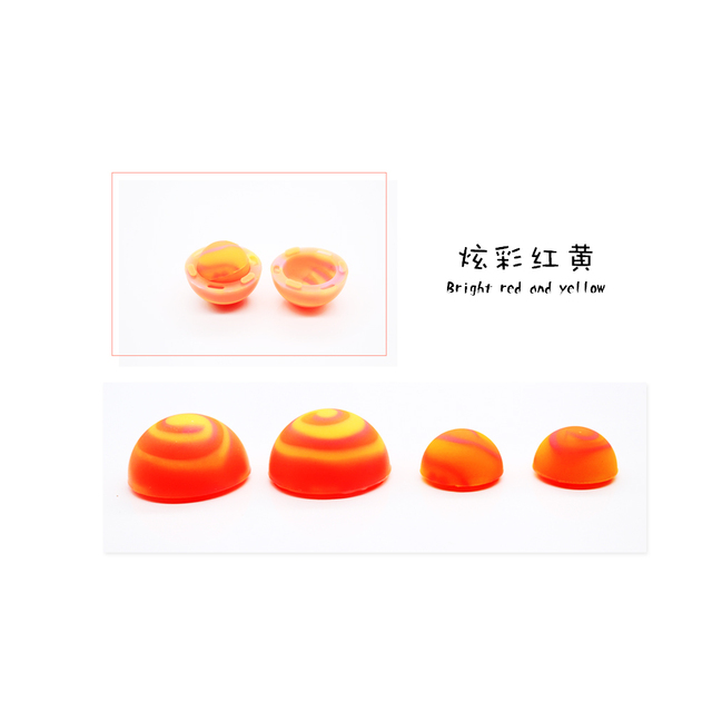 Silicone ball notebook stand laptop cooling pad notebook non-slip foot heat reduction cooler bracket for macbook 11 12 13 15