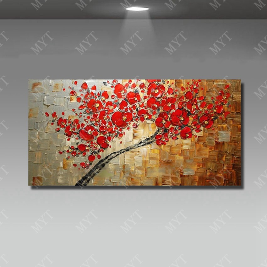 DHH0011-1- 100-hand-painted-art-abstract-oil-painting-palette-knife-the-modern-home-on-the-canvas-decoration (11)