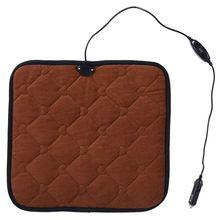 TFBC-Winter Car Heated Cushion Office Chairs Electric Heated Seat Cushion Carbon Fiber Electric Heating 12v