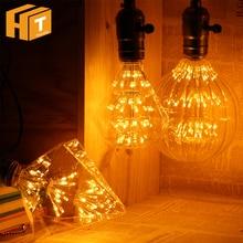 все цены на LED Bulb Twinkle Stars Colorful / Warm White 220V 4W E27 A60 ST64 G80 G95 G125 Heart Star Christmas Tree LED Firework Bulb Lamp.