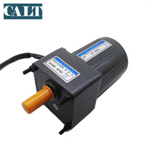 цена на 25Watt 80 size frame 220 V ac YN80-25 VTV gearhead small geared electric motor constant speed reducer 5 8 10 20 50 100 300 RPM