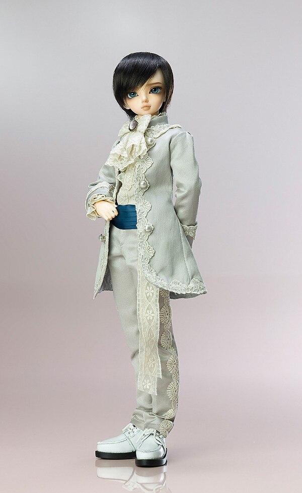 Bjd lalki 1/4 Luka prezent wysokiej jakości lalki darmowa oczy mogą wybrać w Lalki od Zabawki i hobby na  Grupa 1
