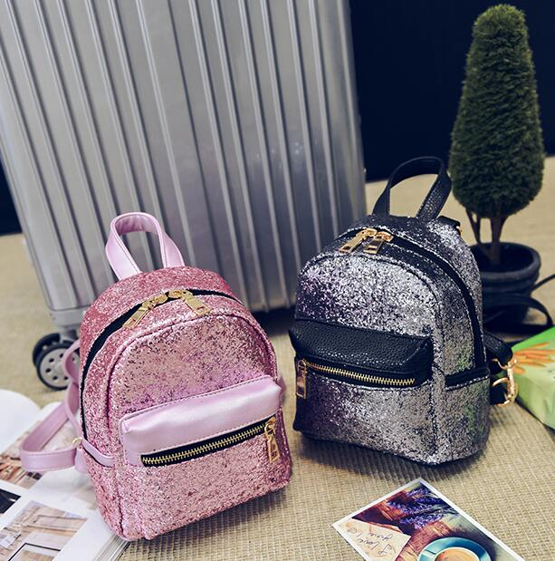 Fashion Lovely little girl Backpack women Personalized small bag ...