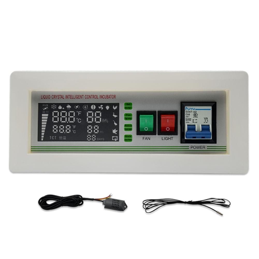 Nouvelle Arrivée Entièrement automatique oeuf incubateur Contrôleur XM-18SD Thermostat avec Sonde de Température pour vente