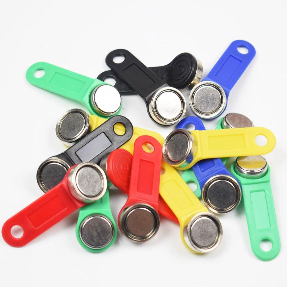 50pcs/lot TM1990A-F5 Magnetic iButton Keys is compatible with DS1990A-F5 ibutton TM key card Dallas TM1990A Magnetic Keys 20pcs lot tm1990a f5 magnetic ibutton keys is compatible with ds1990a f5 ibutton tm key card dallas tm1990a magnetic keys