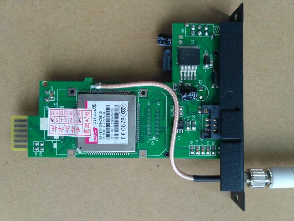 Antecheng לוח PCB קטן, 3 גרם חריץ בריכת מודם מודם simcom sim5320E