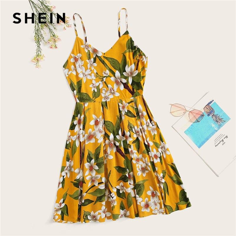542c94077a Vestito donna giallo: mode e tendenze primavera 2017 - shopgogo