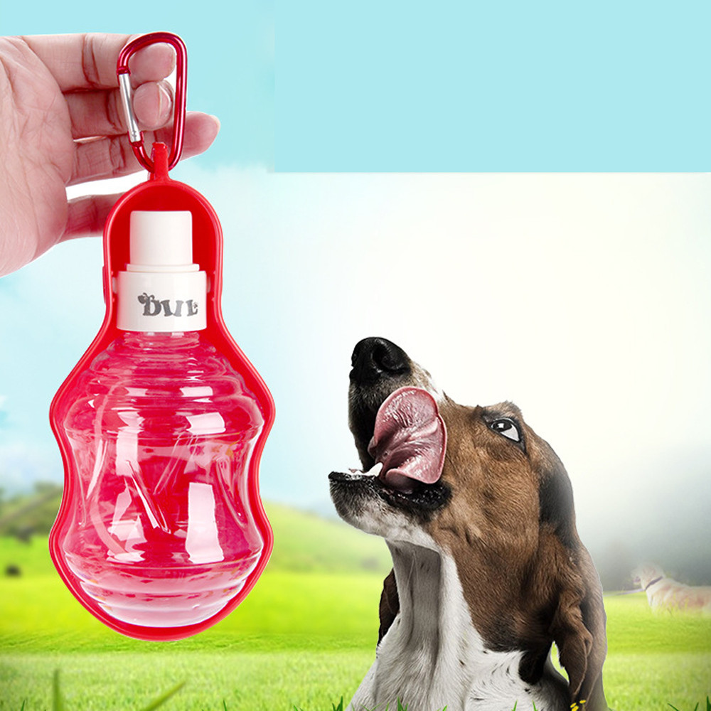 Aliexpress.com : Buy Pet Portable Water Bottle 250ml Dog