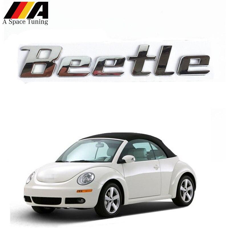 Genuine New VOLKSWAGEN VW TIGUAN REAR BADGE Boot Emblem 2007-2011 TDI TSI R Line