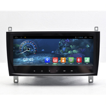 8.8 inch Screen Android 6.0 Car GPS DVD Navigation System Radio Player Autoradio For Mercedes CLK W219 For Benz CLS W219