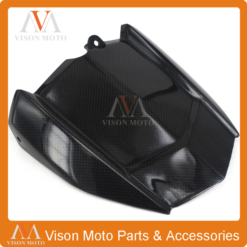Motorcycle Carbon Fiber Rear Fender Mudguard For YAMAHA MT-09 MT09 MT 09 FZ09 FZ-09 FZ 09 2014 2015 2016 14-16 брюки ternua ternua torsten