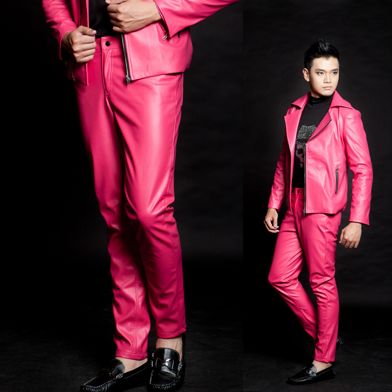 Popular Men Pink Pants-Buy Cheap Men Pink Pants lots from China ...