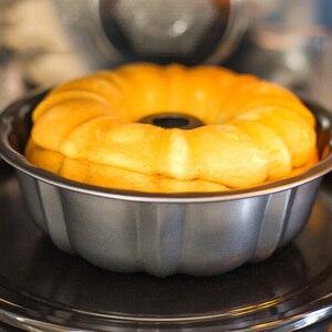 Image 3 - Bandeja para hornear de 9 pulgadas, bandejas de acero para horno, bandejas para hornear Pan, moldes para galletas, molde para tortas, microondas, cocina, utensilios para hornear, accesorios